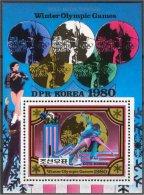 NORTH KOREA, WINTER OLYMPIC GAMES 1980 MNH - Corée Du Nord