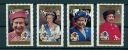 B.A.T / BRITISH ANTARCTIC TERRITORIES, MNH 1996 70th Anniversary Of The Birth Of Queen Elizabeth II - Neufs