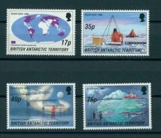 B.A.T / BRITISH ANTARCTIC TERRITORIES, Artic Science Congres 1996 MNH SET - Territoire Antarctique Britannique  (BAT)
