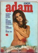 "Men Adam N°38 Marika Green Intime - Les Grands Patrons Français - Paul Guimard - La Mode ""in"" - Le Repos Du Lancier 1970 - Altri"