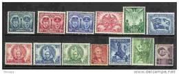 Australia-1945-47 ASC 229-241    MNH - Collections