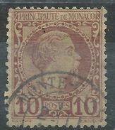 Monaco N° 4 Obl. - Monaco