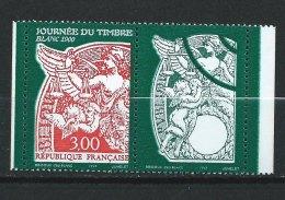 """FRANCE - N° 3136a - Journée Du Timbre, """"Blanc 1900"""" - ** - France"""