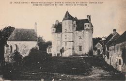 17 / 6 / 253  -    NOCÉ(  61 )   MANOIR  DE  COURBOYER - Altri Comuni
