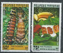 Polynésie N° 295**-296** Neuf - French Polynesia