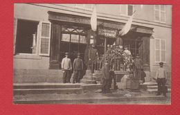 Cirey  --  Soldatenheim  -  1915 - Cirey Sur Vezouze