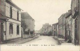 7291 CPA Le Pallet - La Route De Nantes - France