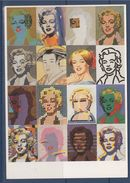 = Paul Giovanopoulos 1991, Marilyn The Legend, Carte Postale, - Malerei & Gemälde