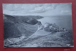 LYNTON - The Valley Of Rocks - England