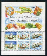 MONACO ( EUROPA 1992 ) : Y&T N°  57  BLOC   NEUF   SANS  TRACE  DE  CHARNIERE , A  SAISIR . - Europa-CEPT