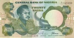 NIGERIA P. 26h 20 N 2004 UNC - Nigeria