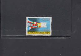 ITALIA  1979 -  Sassone 1463° -  Europa - Bandiere - 1946-.. République