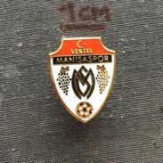 Badge (Pin) ZN005422 - Football (Soccer / Calcio) Turkey Manisaspor - Football
