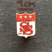 Badge (Pin) ZN005425 - Football (Soccer / Calcio) Turkey Sivasspor - Football