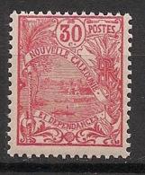 Nouvelle Calédonie - 1922-28 - N°Yv. 118 - Nouméa 30c - Neuf Luxe ** / MNH / Postfrisch - Ongebruikt