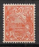 Nouvelle Calédonie - 1922-28 - N°Yv. 119 - Nouméa 30c - Neuf Luxe ** / MNH / Postfrisch - Ongebruikt