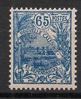 Nouvelle Calédonie - 1922-28 - N°Yv. 122 - Nouméa 65c - Neuf Luxe ** / MNH / Postfrisch - Ongebruikt