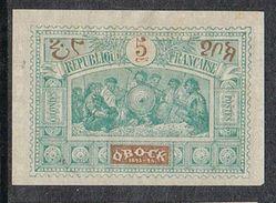 OBOCK N°50 N* - Obock (1892-1899)