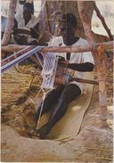 Afrique,africa,TOGO,prés Du Bénin,METIER,TISSEUR,TISSERAND,CARTE PHOTO MANFRED BIEDER - Togo
