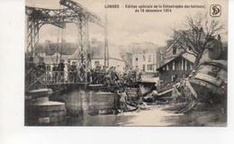 Obbesédition Spéciale De La Catastrophe Des Bateaux 16 Décembre 1915 - Lobbes