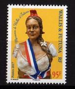 Wallis Et Futuna 2017 - Marianne De Wallis Et Futuna - 1 Val Neuf // Mnh - Wallis And Futuna