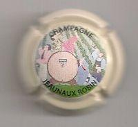 CAPSULE DE CHAMPAGNE : JEAUNAUX ROBIN Blanc Cassé - Champagne