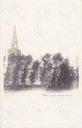 WUlpen 1910, Kerk, Cliché R Matton Proven, Unieke Fotokaart (pk36626) - Koksijde
