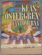 """Pocket """"Fantomerna"""" Av Klas Östergren I Mycket Gott Skick - Books, Magazines, Comics"""