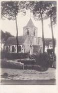 Steenkerke (Veurne) 1910, Kerk, Unieke Fotokaart (pk36630) - Veurne
