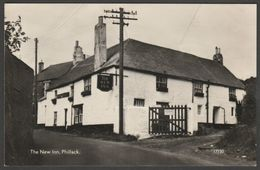 The New Inn, Phillack, Cornwall, C.1950s - Overland RP Postcard - Other