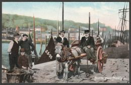 North Pier, Newlyn, Cornwall, 1906 - Frith's Postcard - Other