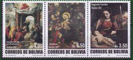 Bolivia.2007** Christliche Motive - Christianisme