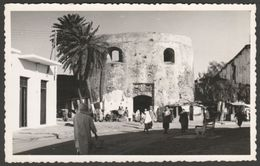 Unknown Gateway, North Africa, C.1950 - Agfa RP Postcard - To Identify