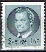 SWEDEN # FROM 1981 STAMPWORLD 1145 - Schweden