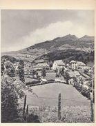 1936 - Héliogravure - Le Falgoux (Cantal) - Vue Générale - FRANCO DE PORT - Old Paper