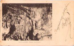 ARCY-sur-CURE - Grottes - Le Calvaire - France