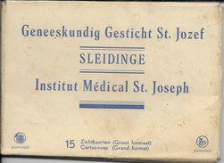 SLEIDINGE ..-- 14 Vues De L' INSTITUT MEDICAL SAINT - JOSEPH . - Evergem