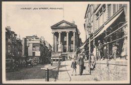 Market Jew Street, Penzance, Cornwall, C.1930s - Dennis Ivoresque Postcard - Other