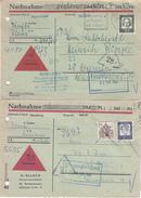 4 Stück - Stamps