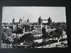 AK England, London The Tower Of London, Nachgebühr - Tower Of London