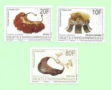 Objets Ethnographiques (3) -2016- - Polynésie Française