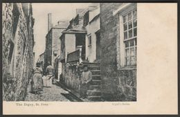 The Digey, St Ives, Cornwall, 1914 - Argall's Postcard - St.Ives