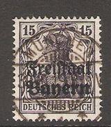 004816 Germany Bavaria 1919 15pf FU - Bavaria