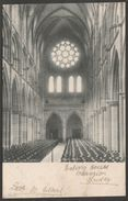 Nave West, Truro Cathedral, Cornwall, 1904 - Frith's Postcard - Other