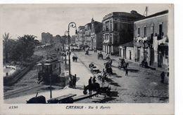 CATANIA - VIA 6 APRILE - NON VIAGGIATA - Catania