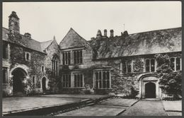 The Courtyard, Cotehele House, Cornwall, C.1960s - RP Postcard - Other