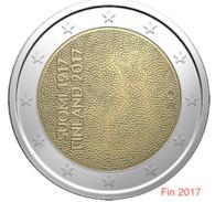 FINLANDIA - 2 Euro 2017 - 100° Anniv. Indipendenza - UNC - Finlandía