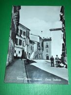 Cartolina Torano Nuovo ( Teramo ) - Corso Umberto 1960 Ca - Teramo
