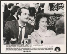 Jack Nicholson & Meryl Streep, Heartburn - UK Press Photo, 1986 - Fotos