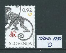SLOWENIEN MICHEL 1184 Gestempelt Siehe Scan - Slovénie